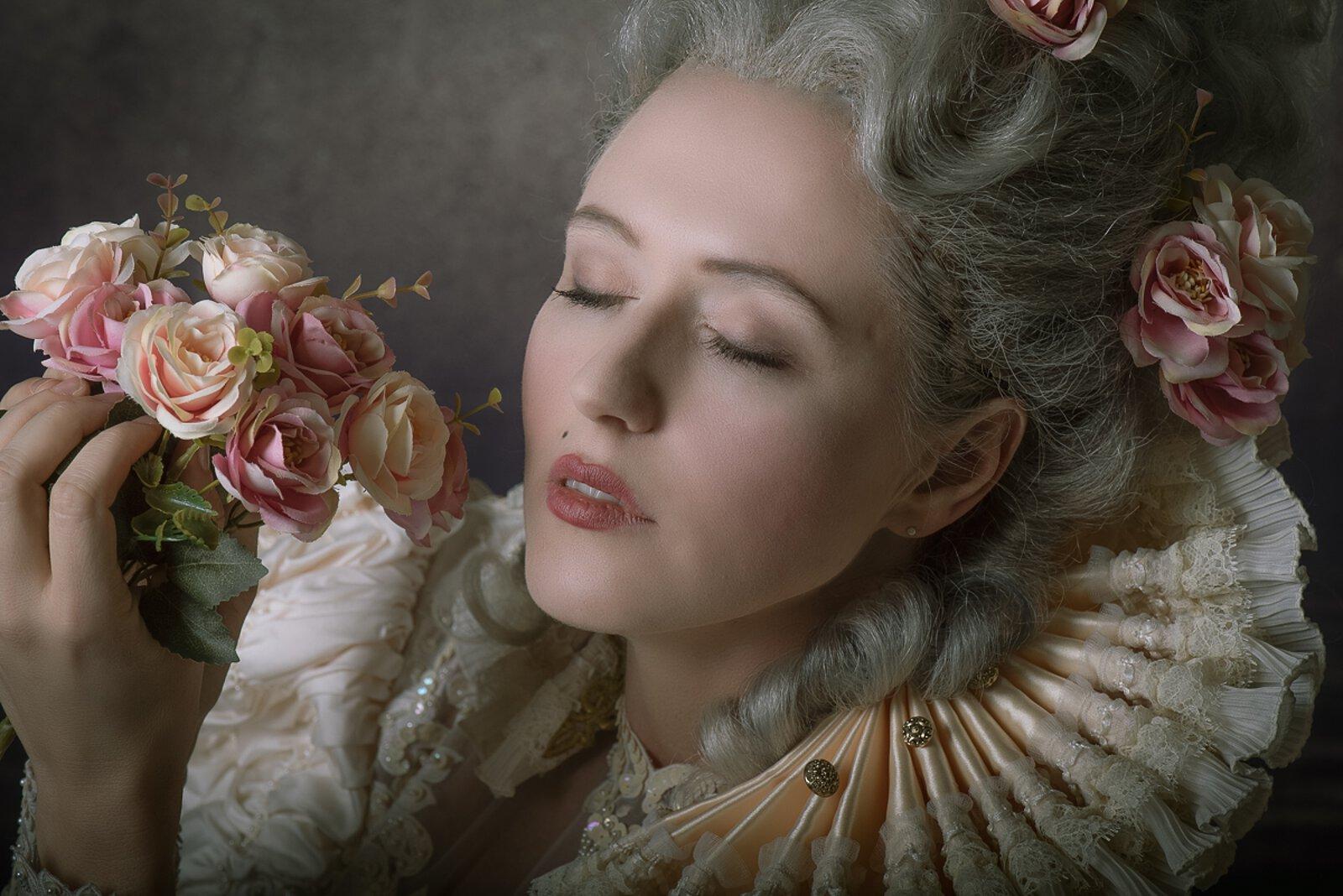 Model: Jenni Corson Hair&Makeup: Melanie Viswat